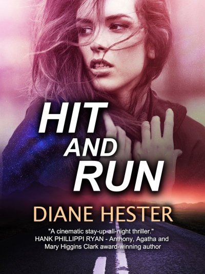 Goodreads Giveaway of HIT AND RUN